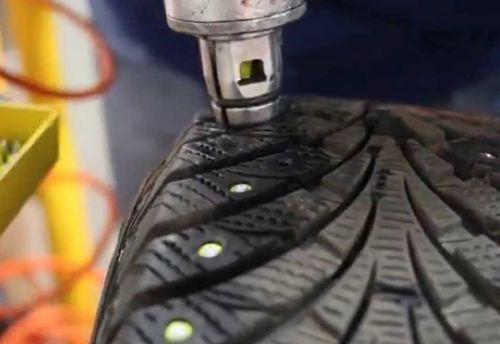 Шипы ремонтные: особенности, область применения