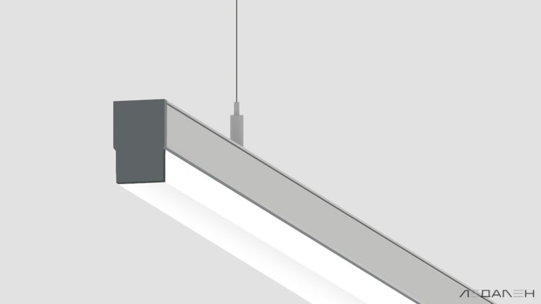 Выбор светильников для натяжных потолков