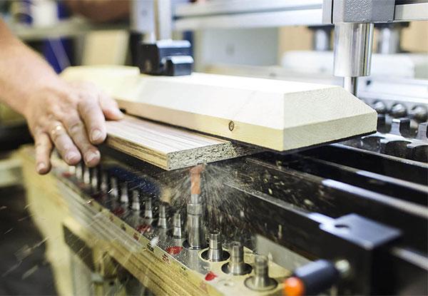 Выбор оборудования для мебельного производства